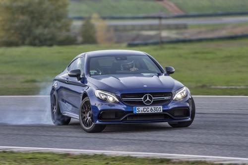 Probamos el Mercedes-AMG C 63 Coupé en carretera y en el circuito de Ascari: palabras mayores