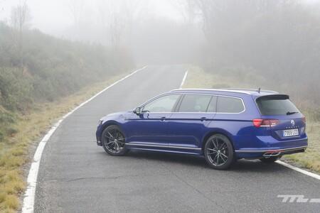 Volkswagen Passat 2020 Prueba 005