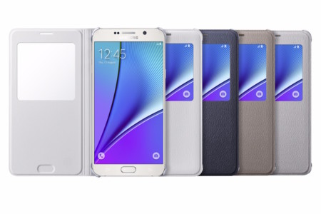 Galaxy Note5 S View Cover 005 Set All