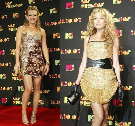 Los premios MTV Latinos 2007