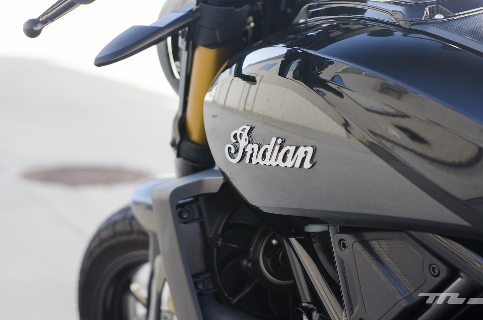 Foto de Indian FTR1200S 2019, prueba (10/33)