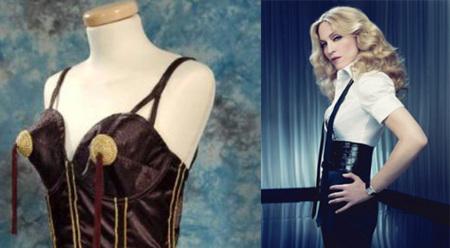 Exposición en Londres del vestuario de Madonna