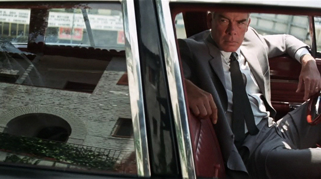 Lee Marvin en 'A quemarropa'