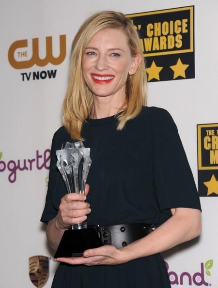 Cate Blanchett, la diosa de la alfombra roja