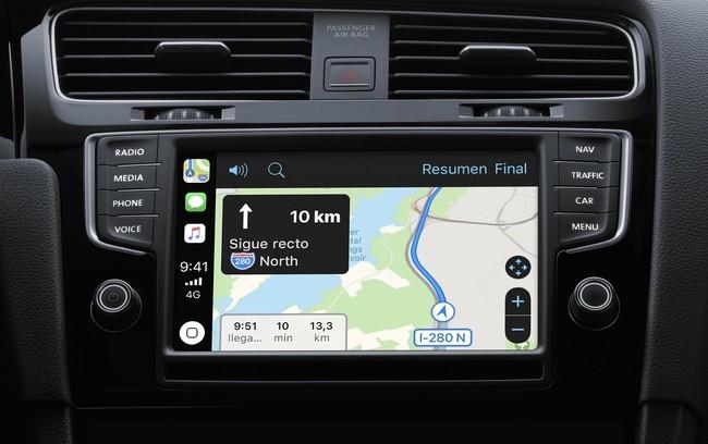 Google Maps se actualiza con soporte para CarPlay en iOS 12
