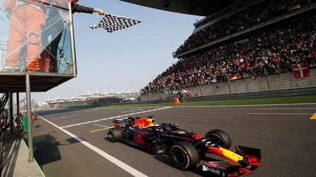 Ricciardo China Formula 1 2018