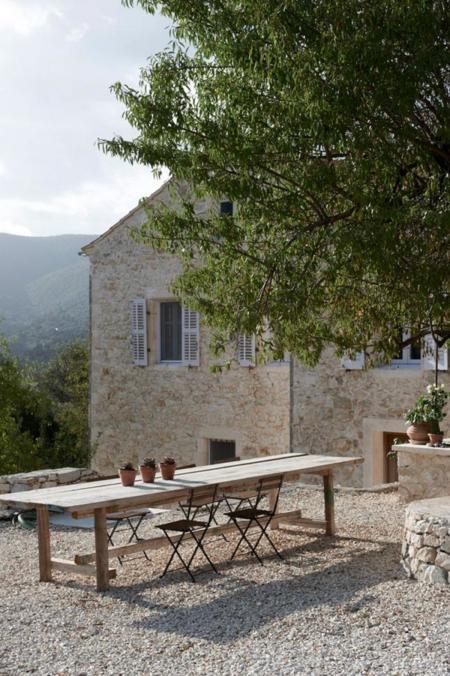 Hotel Villa Kalos en una isal Griega