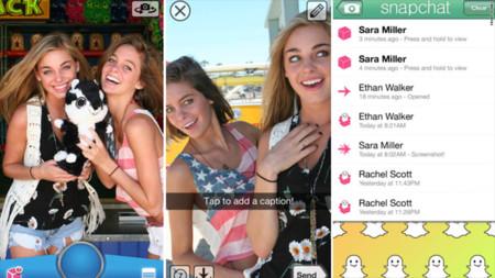 Snapchat Camara