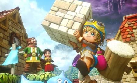 Aventuras y bloques a borbotones: Dragon Quest Builders llegará en octubre a occidente