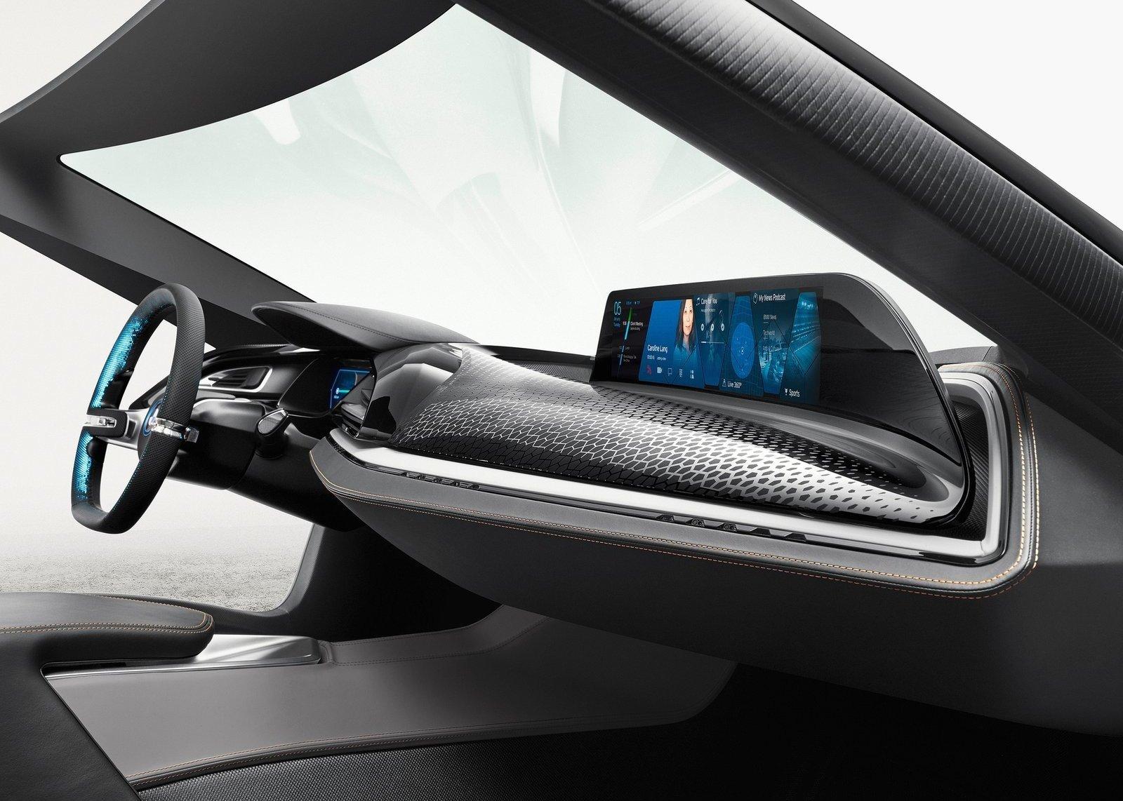 Foto de BMW i Vision Future Interaction Concept (10/19)