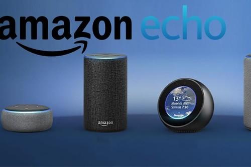 ¡Hola, Alexa! ¡Hola, descuentos! Los nuevos Amazon Echo, a precios rebajados para celebrar su lanzamiento en España