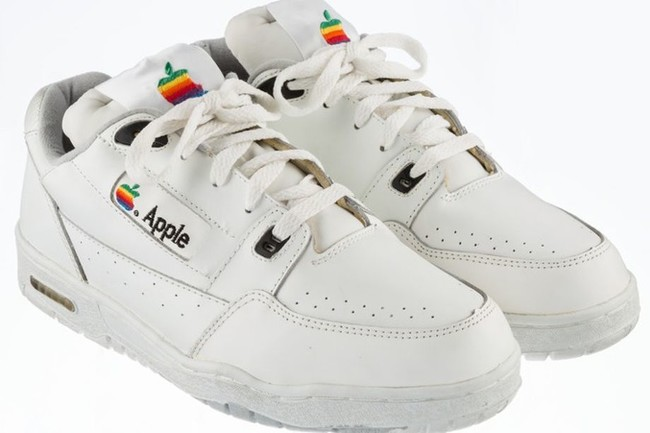 Apple Branded Sneakers 0