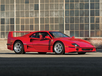Ferrari F40 en 13 fotografías