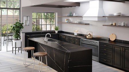 Silestone Eternal Noir Kitchen Blog