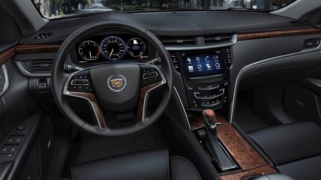 Mejores interiores según Ward's Auto 2013 - Cadillac XTS