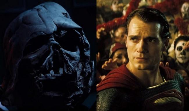 Fotogramas de los nuevos trailers de Star Wars 7 y Batman V Superman