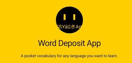 Word Deposit