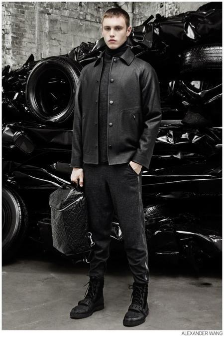 Alexander Wang Fall Winter 2014 Mens Collection 012