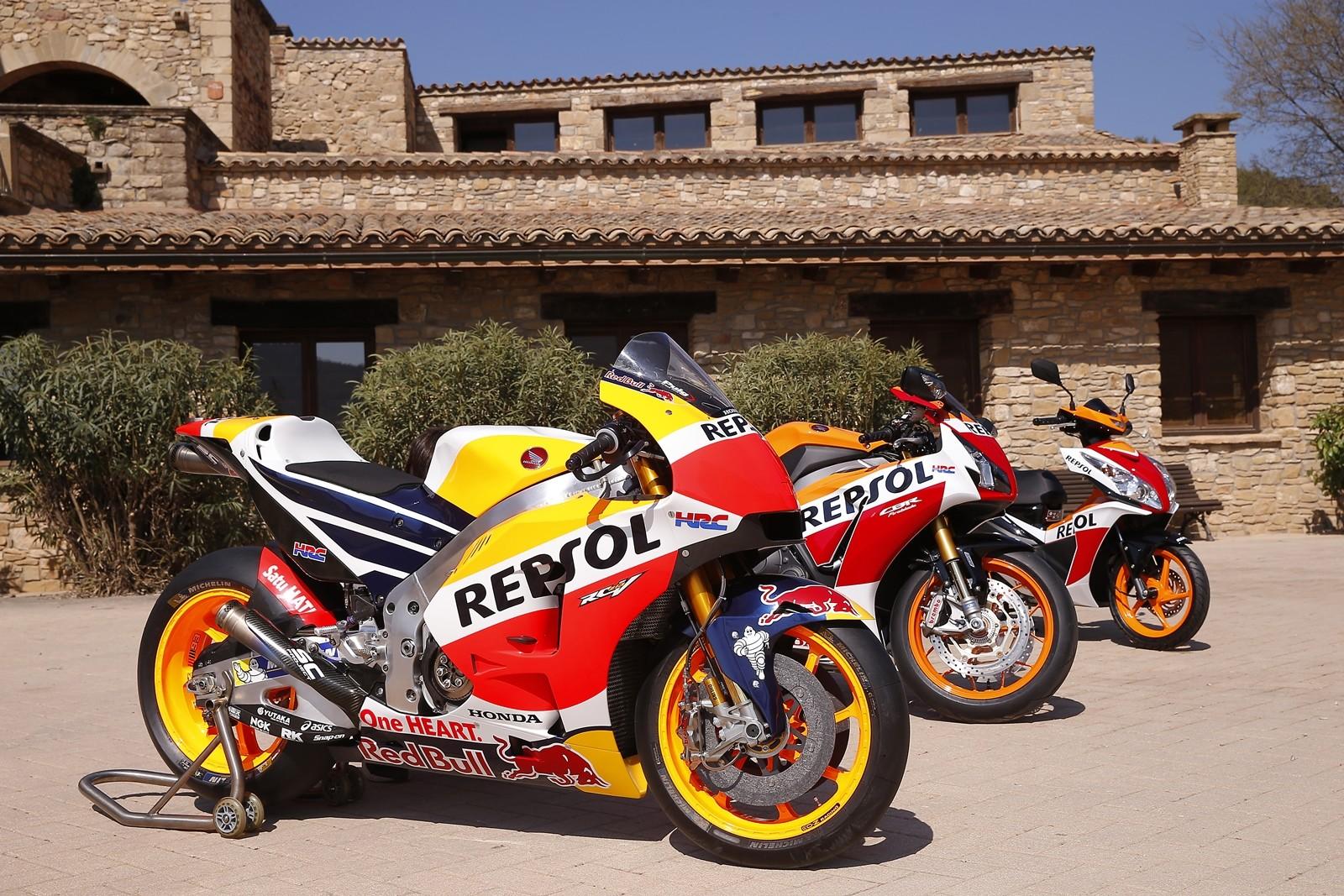 Foto de Comparativa MotoGP vs SBK vs Scooter (3/5)