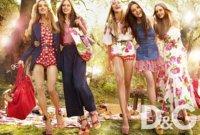 Campaña de D&G Primavera-Verano 2011