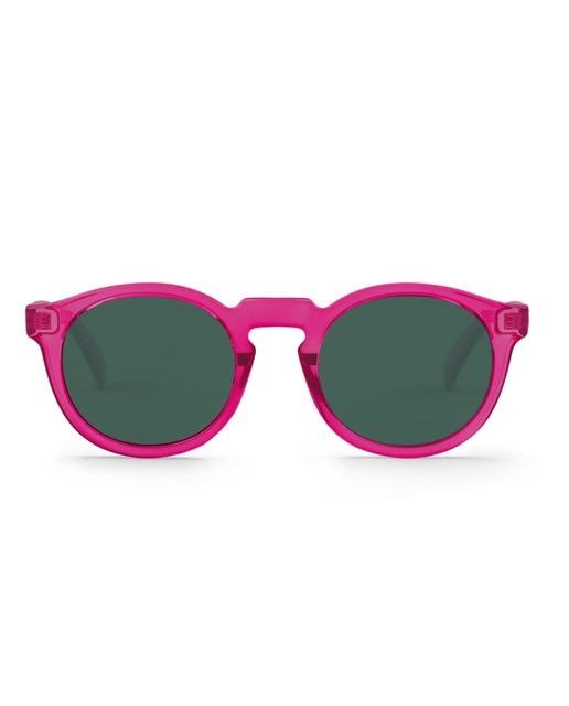Gafas de sol unisex Mr. Boho pantos en fucsia translucido