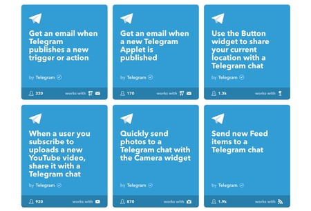 Ifttt Telegram