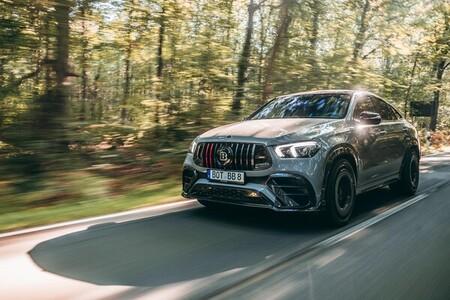 Brabus lleva al Mercedes-Benz GLE 63 S Coupé hasta los 900 CV y lo corona como el SUV más potente del mundo