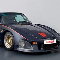 Queridos Reyes Magos... El sublime Porsche 935 Kremer K3 Le Mans que perteneció a Walter Wolf está a la venta