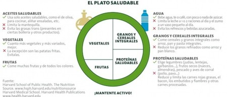 Plato saludable DKV