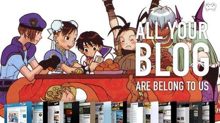 Nuestras heroínas favoritas, en defensa de Nintendo y risas con el GOTY. All your blog are belong to us (CXXX)