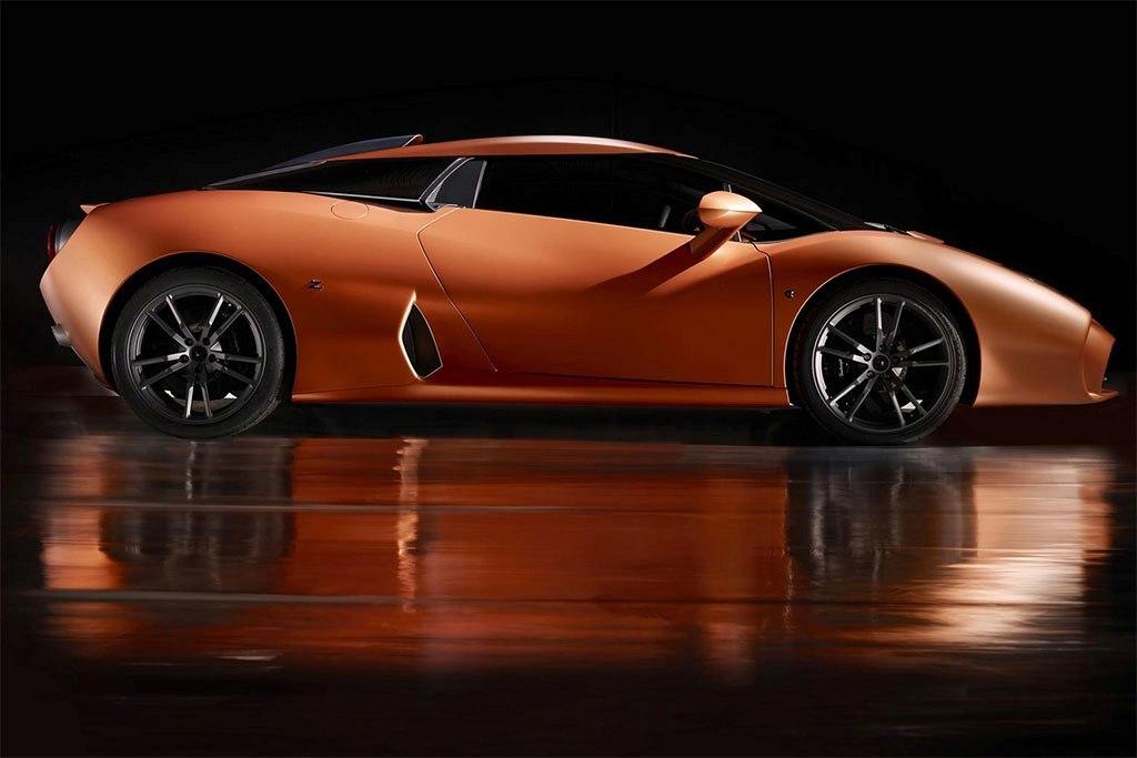 Foto de Lamborghini Zagato 5-95 (1/4)