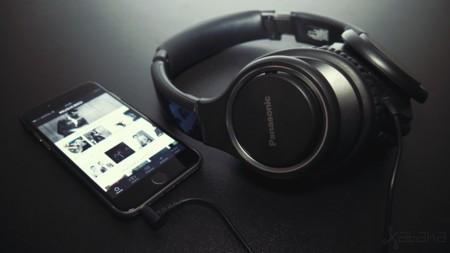 Panasonic RP-HD5, análisis: Hi-Res Audio a un precio asumible