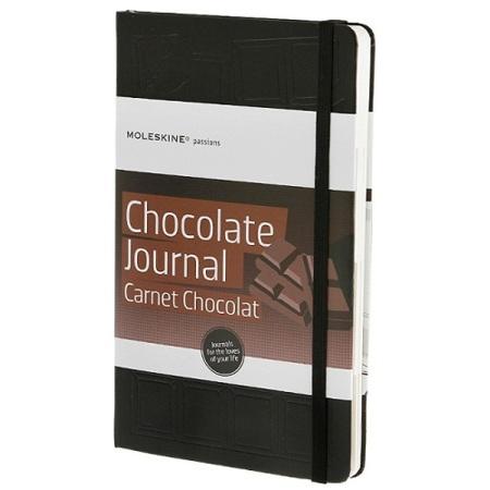"Moleskine con ""sabor"" a chocolate"