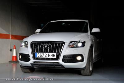 Audi Q5 Hybrid, miniprueba