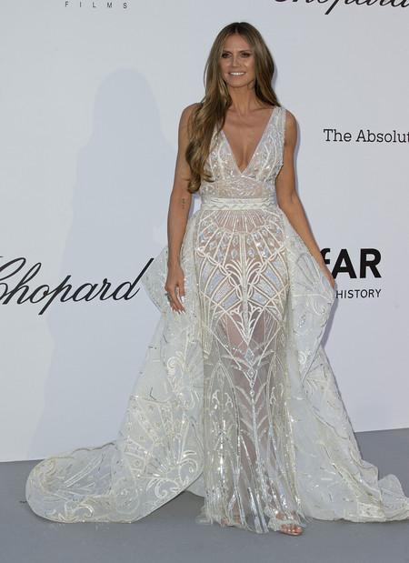 Heidi Klum Gala Amfar 2018 2018