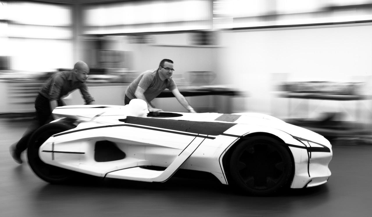 Foto de Peugeot EX1 Concept (31/44)