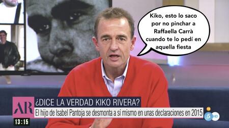 """Alessandro Lequio desmonta a Kiko Rivera sacando una entrevista del 2015: """"el 2 de agosto no descubrió absolutamente nada"""""""