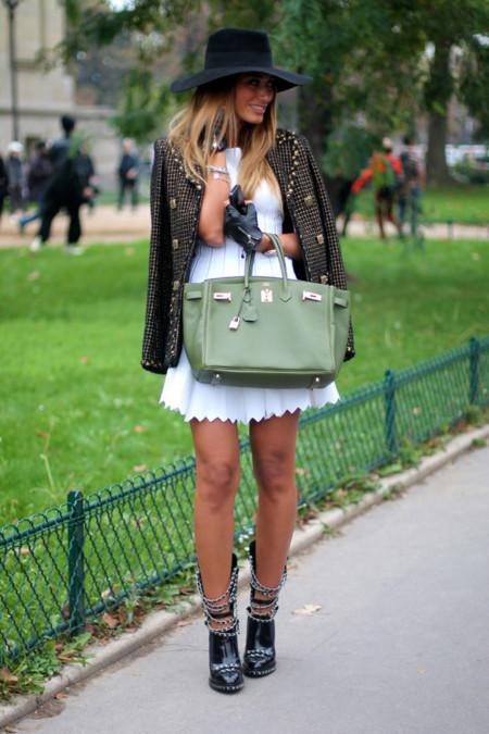 Botas de Chanel
