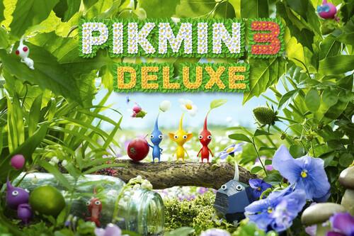 """Durante los últimos días en mi casa se ha cambiado el """"sofá y peli"""" por el """"sofá y Pikmin 3 Deluxe"""""""