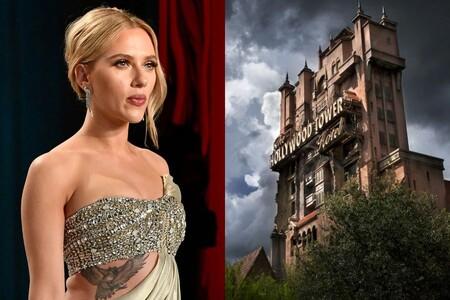 Scarlett Johansson protagonizará 'Tower of Terror', la nueva película basada en una atracción de Disney tras 'Piratas del Caribe' y 'Jungle Cruise'