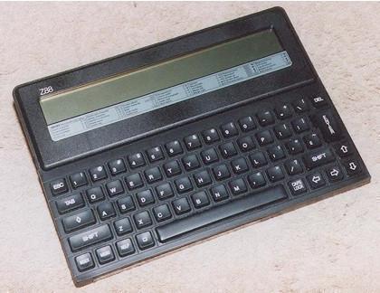 Cambridge Z88: especial ordenadores desconocidos