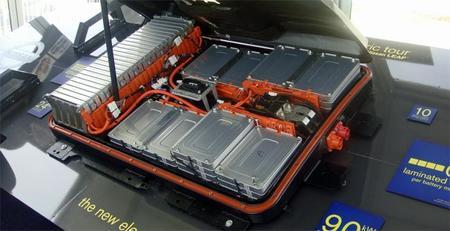 Baterías Nissan Leaf