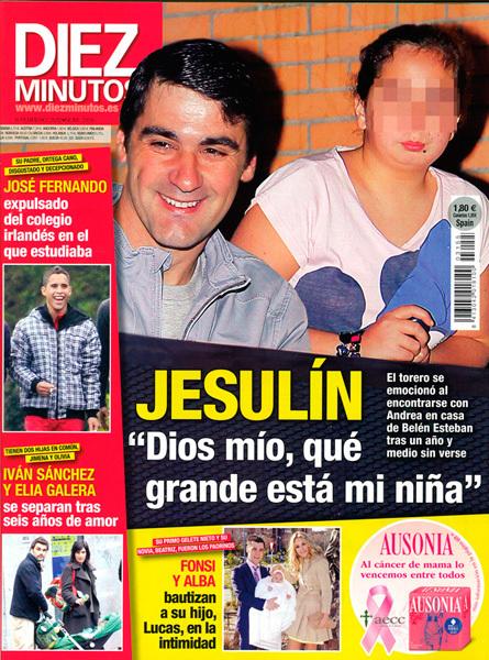 Jesulín en Diez Minutos