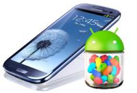 Jelly Bean llegará al Galaxy SIII dentro de poco y más tarde posiblemente al SII y Note