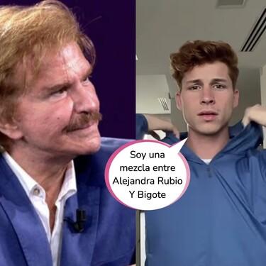 ¿Qué se ha hecho Raoul Vázquez en la cabeza? El ex triunfito ha probado el tinte de Bigote Arrocet y este es su nuevo pelo