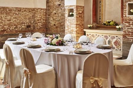 Kempinski Venice Sacristy Private Dining 2017