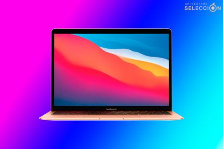 El MacBook Air M1 alcanza nuevo precio mínimo histórico en Amazon, por 891,65 euros: portabilidad, autonomía y potencia