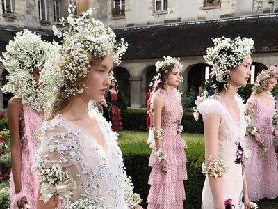 La Semana de la Moda Alta Costura ha concluido y estas son las tendencias (en belleza) que sacamos de ella
