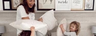 Fundas para edredón estampadas y lisas que aportan un toque otoñal al dormitorio sin invertir demasiado