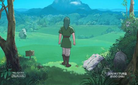 La saga de Zelda se merece una película al estilo Ghibli, y este tráiler es la prueba